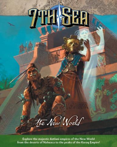 7th Sea - The New World