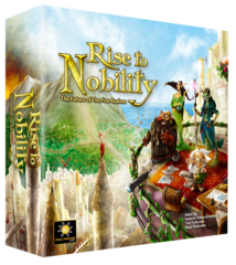 Rise to Nobility - The Future of the Five Realms