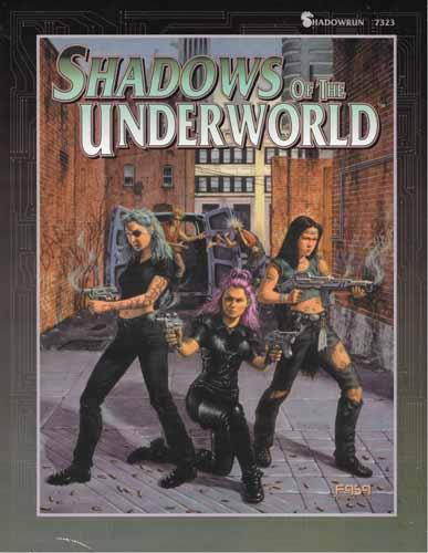 Shadowrun - Shadows of the Underworld 7323