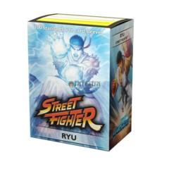 Dragon Shield Sleeves: Classic Art - Street Fighter - Ryu(100)