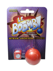 Le Boomb! - Red
