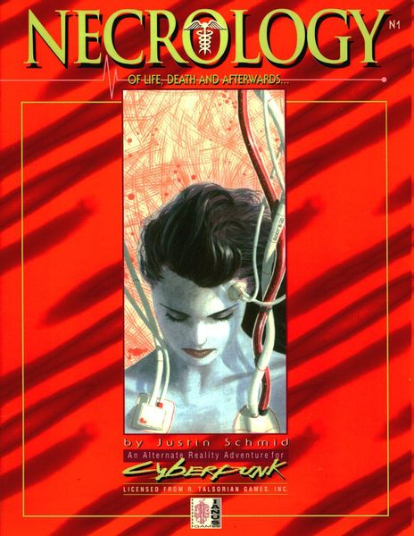 Cyberpunk 2020 - Necrology - Of Life, Death and Afterwards... N1