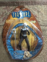 Farscape Chiana Toy Vault Action Figure Series 1