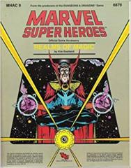 Marvel Super Heroes MHAC 9 - Realms of Magic 6870