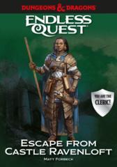 D&D Endless Quest: Escape from Castle Ravenloft