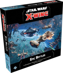 FFG SWZ57 - Star Wars X-Wing (2e) - Epic Battles Multiplayer Expansion