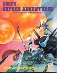 GURPS Supers Adventures 6116