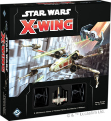 FFG SWZ01 - Star Wars X-Wing (2e) - Core Set