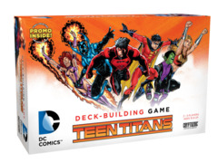 DC Deck-Building Game Teen Titans