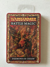 Warhammer Battle Magic: Daemons of Chaos