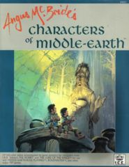 8007 - Angus McBride's Characters Of Middle-Earth