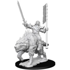WZK 73547 - Orc on Dire Wolf