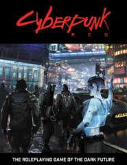 Cyberpunk Red RPG Game Manual