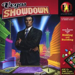 Vegas Showdown Avalon Hill 2005 edition