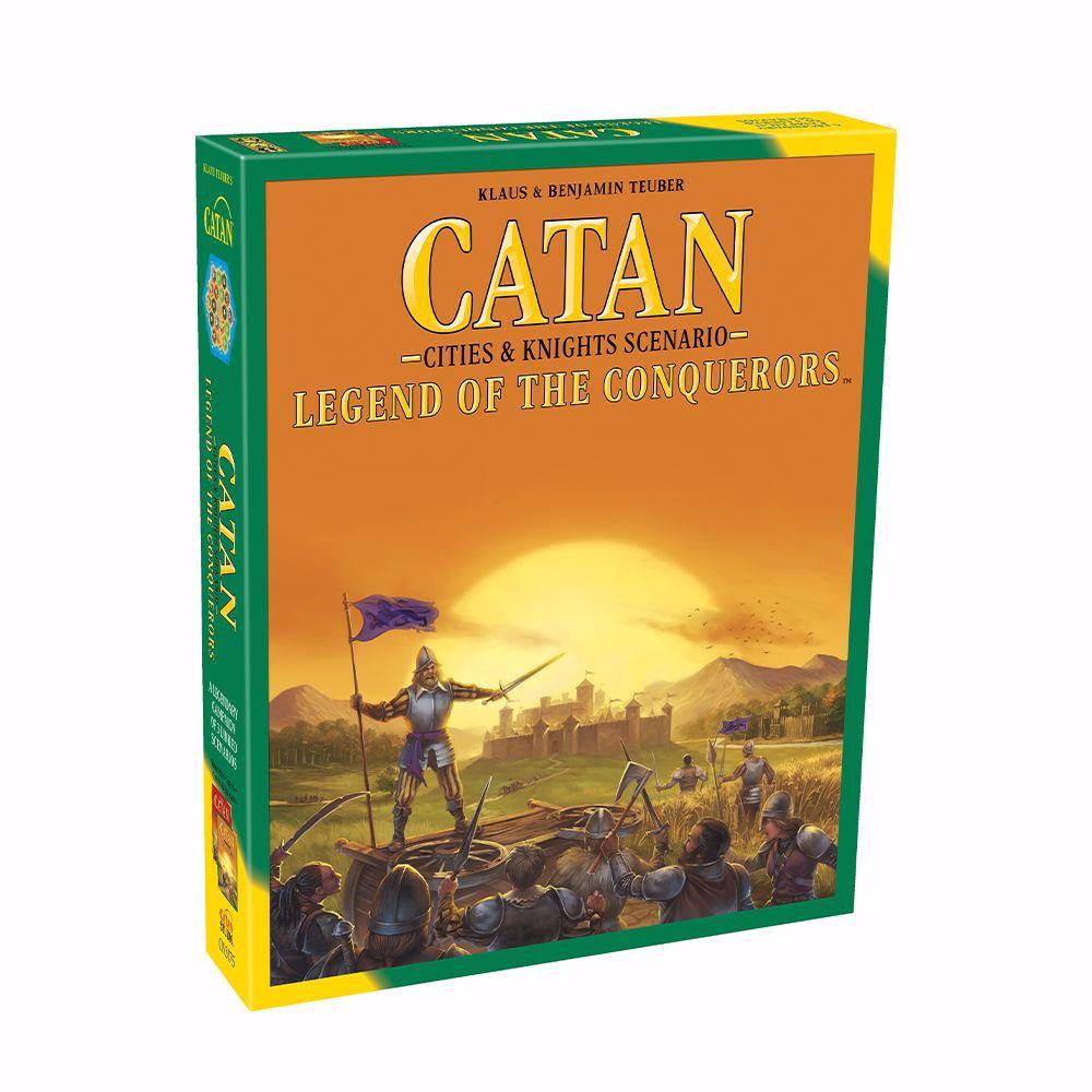 CN3175 - Catan: Legend of the Conquerors