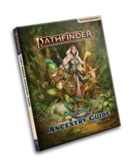 Pathfinder 2E - Lost Omens Ancestry Guide 9308