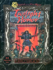 L5R - Twilight Honor 4004