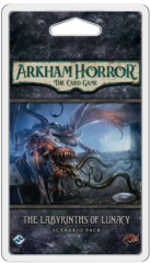 AHC18 - Arkham Horror The Card Game: The Labyrinths of Lunacy
