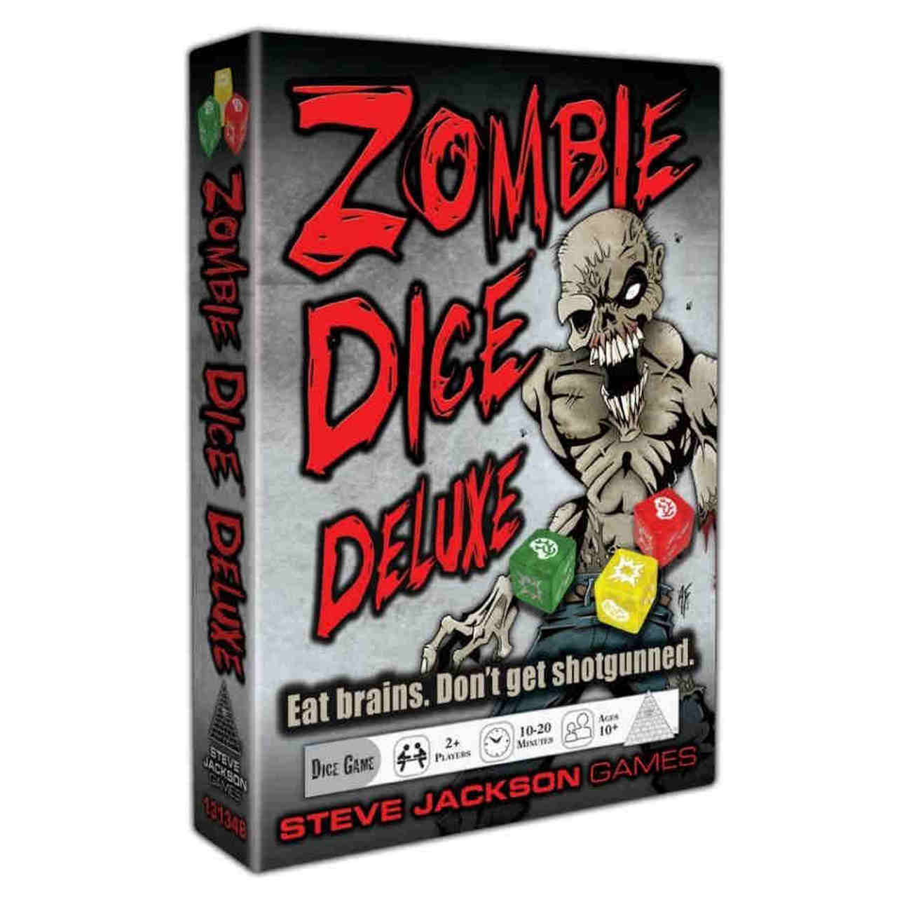 Zombie Dice Deluxe
