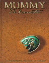 Mummy: The Resurrection 2380 HC (2001 Edition)