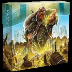 Raiders of the North Sea - Collector's Box
