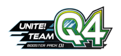 Vanguard - Unite! Team Q4 Booster Pack
