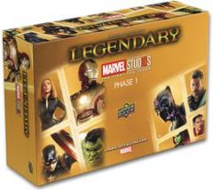 UDC 90292 - Legendary DBG: Marvel Studios 10th Anniversary (Stand Alone or Expansion)