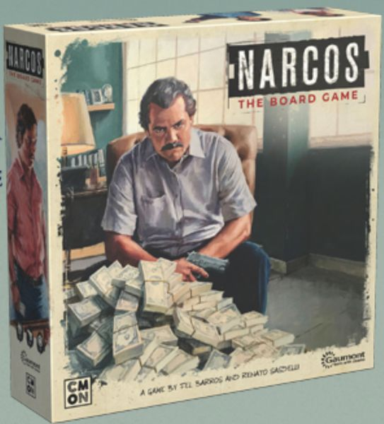Narcos - The Board Game
