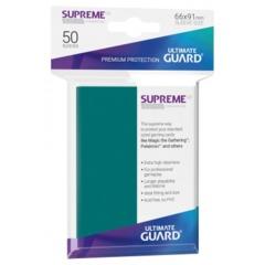 Ultimate Guard Supreme Sleeves Petrol