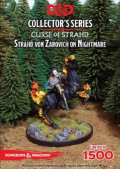 D&D Collector's Series - Strahd von Zarovich On Nightmare