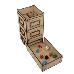 Sector 38 Dice Tower
