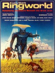 Ringworld 2501X Box Set (1984)