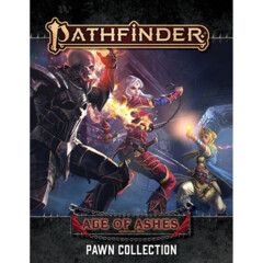 Pathfinder 2E RPG: Pawn Collection - Age of Ashes
