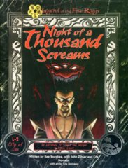 L5R - Night of a Thousand Screams 4002