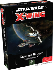 FFG SWZ08 - Star Wars X-Wing (2e) - Scum and Villainy Conversion Kit