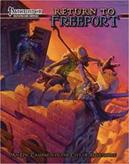 Return to Freeport (Pathfinder Compatible)
