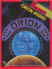 Top Secret /S.I. - TS3 Orion Rising 7630