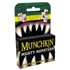 Munchkin Mighty Monsters