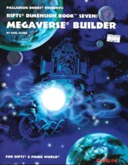 Dimension Book 7: Megaverse Builder