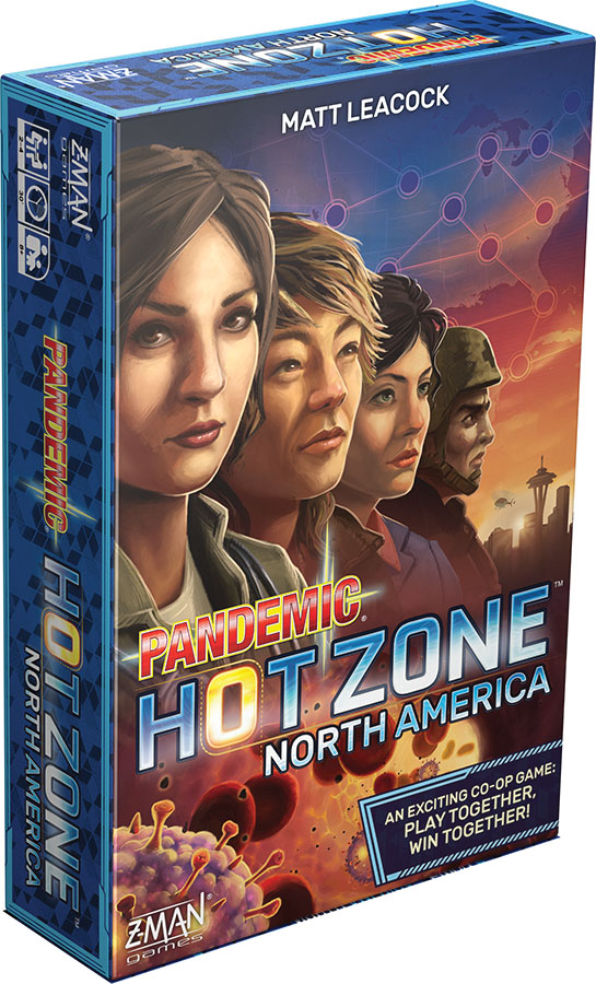 ZM7141 - Pandemic: Hot Zone - North America