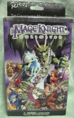 Mage Knight Unlimited Starter Set