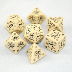 Pathfinder Dice Set Rise of the Runelords