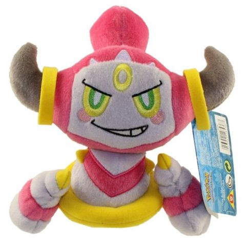 Pokemon Tomy Hoopa Confined Plush