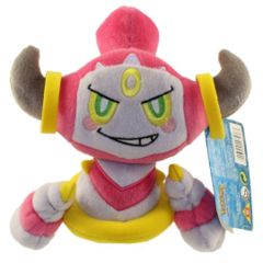 Pokemon Tomy Hoopa Confined Plush