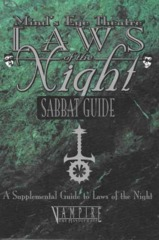 Laws of the Night: The Sabbat Guide 5018