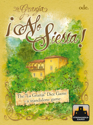 La Granja: No Siesta! Dice Game