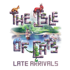 The Isle of Cat - Late Arrivals Expansion