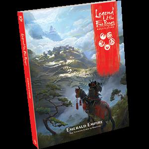L5R04 Legend of Five Rings: Emerald Empire
