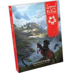 L5R04 - Legend of the Five Rings RPG: Emerald Empire