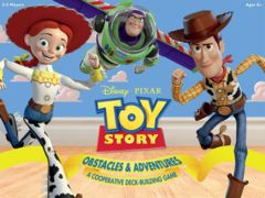 Toy Story Obstacles & Adventures: A Cooperative Deck Building